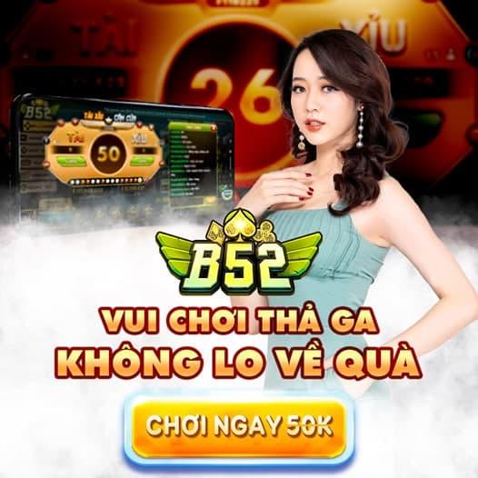 B52 CLub Gift Code 50K