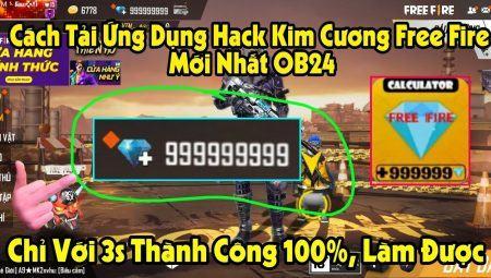 Phần Mềm Hack Kim Cương Free Fire 2021 Thành Công 100%